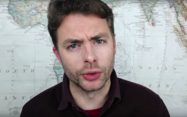 Paul Joseph Watson made an offer to pay journalists to experience the 'crime ridden' reality...