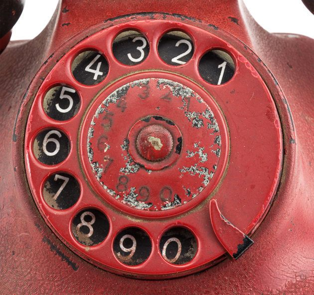 Hitler's phone sells at auction for $243000