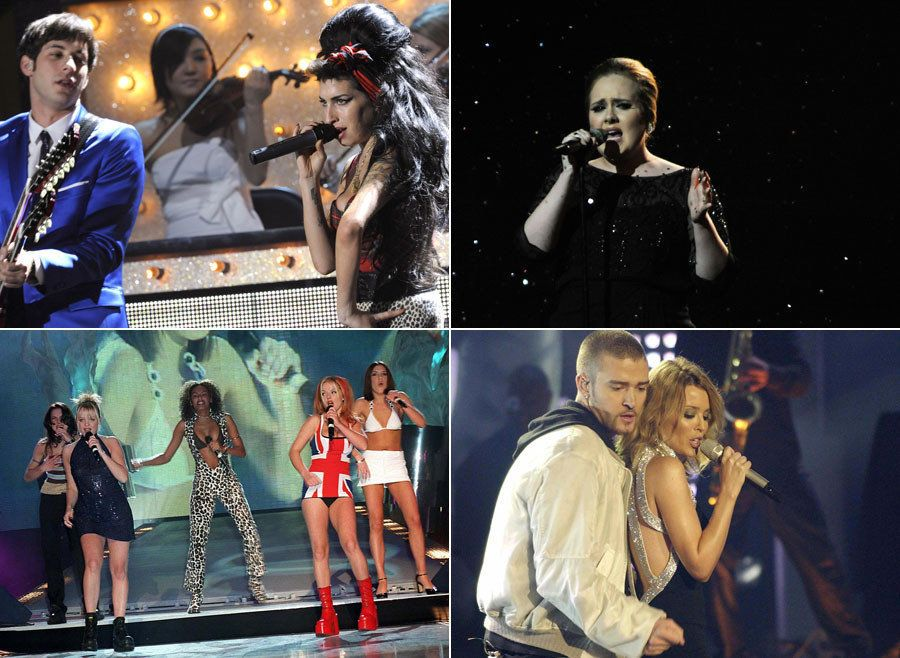30 Most Impressive Brit Awards Performances Of All