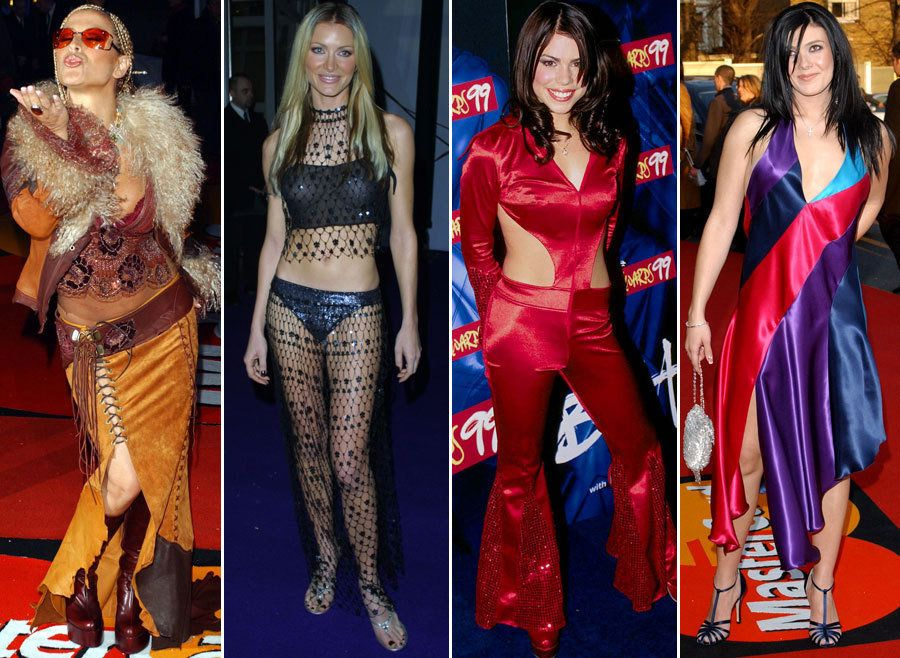 Brit Awards 2017: The 37 Most 'WTF?' Outfits To Ever Grace The Brits Red