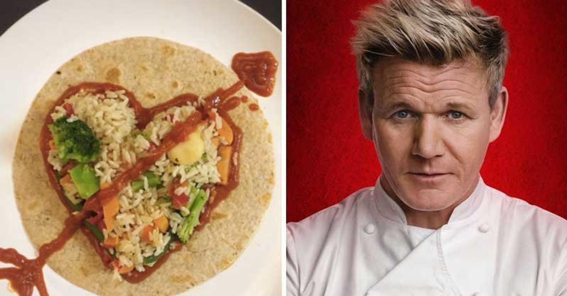 Gordon ramsay serves up savage reviews of peoples food on twitter huffpost life