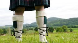 Kilted Yoga Is The NSFW Video You Never Knew You