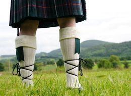 Kilted Yoga Is The NSFW Video You Never Knew You Needed