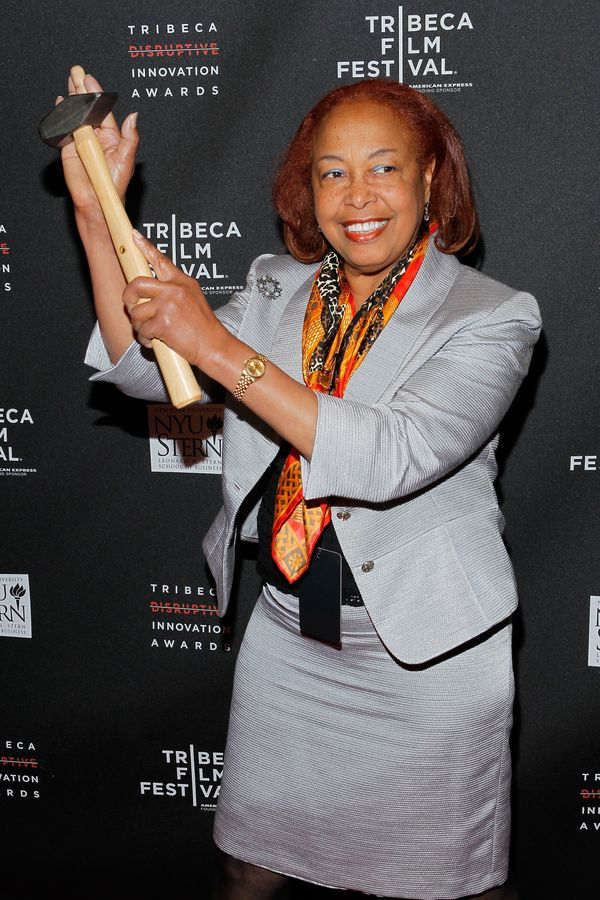 "<a href=""http://www.biography.com/people/patricia-bath-21038525"" target=""_blank"">Patricia Bath</a>, Ph.D., is the first"