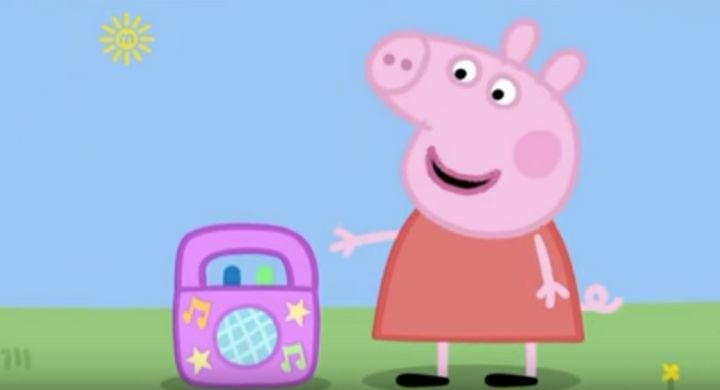 This Nsfw Edit To Peppa Pig Is Hilarious Huffpost Life