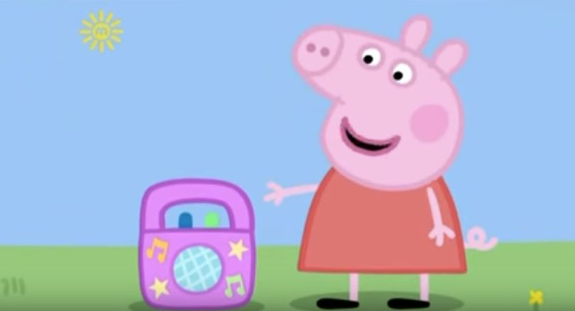 "People really seem to like editing this one scene from ""Peppa Pig."""