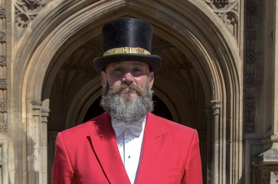Peer Left Taxi Running While He Dashed In To The House Of Lords To Claim His Allowance, BBC Documentary