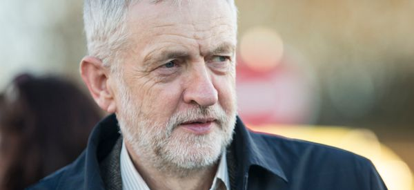 Corbyn Tells Labour MPs Media To Blame For Tory Poll Lead