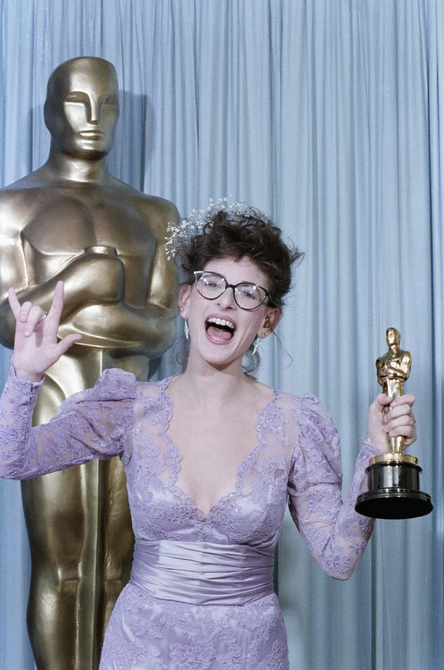 This Is What The Oscars Looked Like In