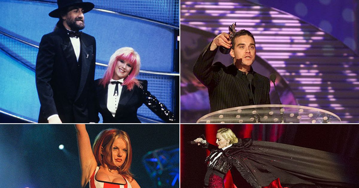26 Memorable Moments That Defined The Brit Awards