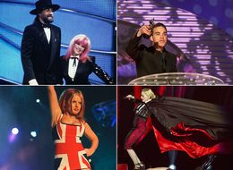 20 Moments That Defined The History Of The Brit Awards