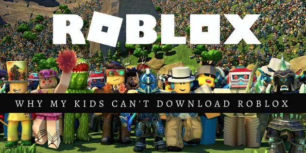 Why You Should Avoid Downloading Roblox On Your Electronics - my roblox app wont load in