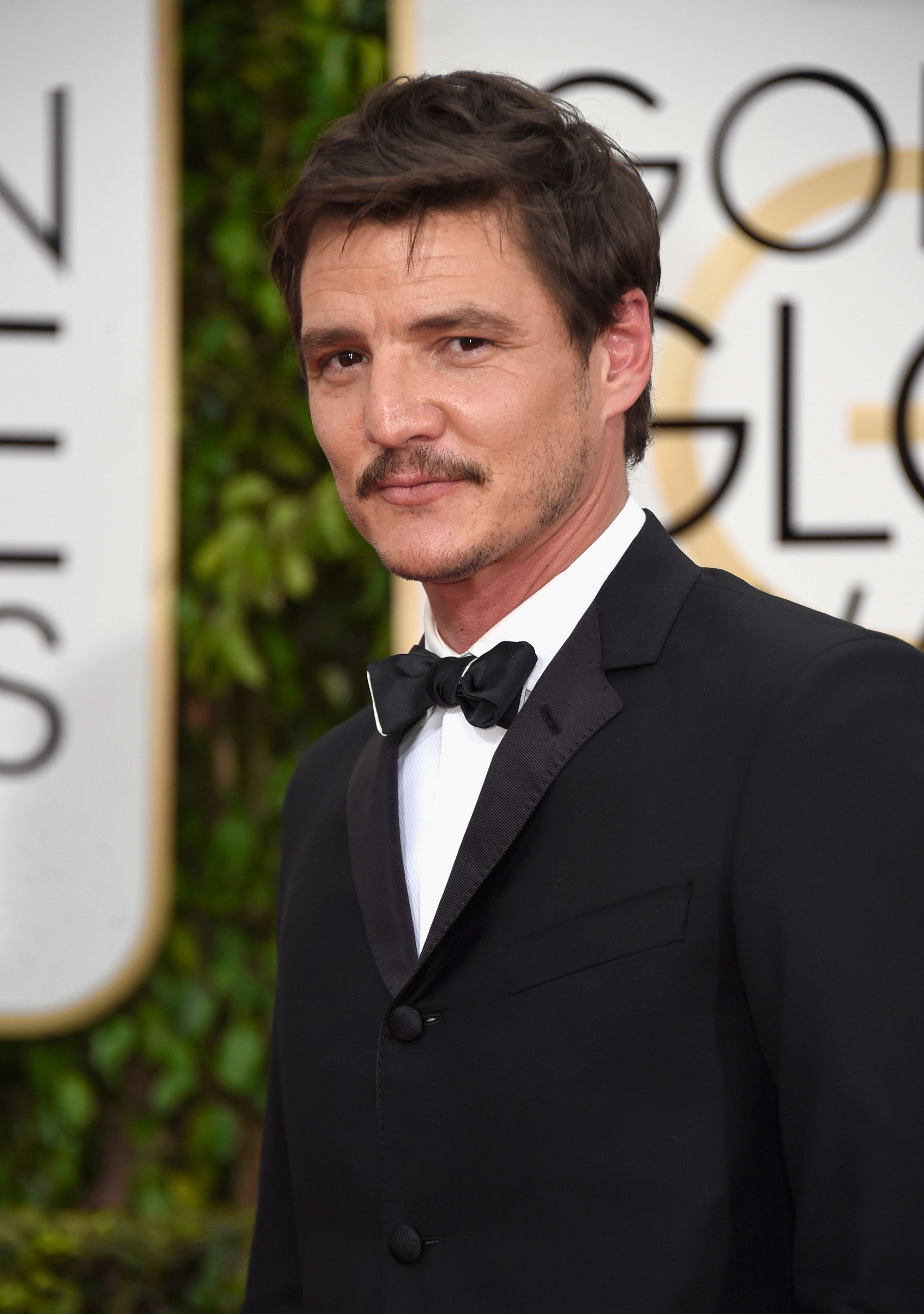 BEVERLY HILLS, CA - JANUARY 11:  Actor Pedro Pascal attends the 72nd Annual Golden Globe Awards at The Beverly Hilton Hotel on January 11, 2015 in Beverly Hills, California.  (Photo by Frazer Harrison/Getty Images)