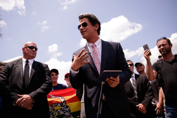 Milo Yiannopoulos would have been the most high-profile openly gay speaker in CPAC's history. But he is not the ideal s