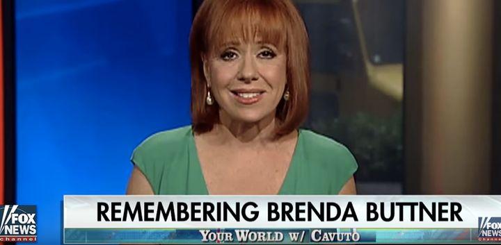 """Brenda Buttner had<a href=""""http://www.nydailynews.com/entertainment/tv/brenda-buttner-fox-news-host-dead-55-cancer-batt"""