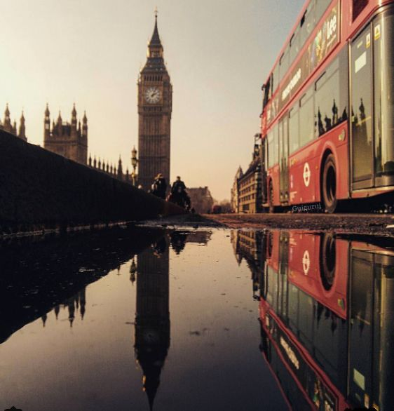 These Stunning Photos Of London Were Taken Using A