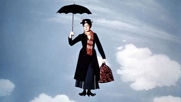 Drop Down Hitch >> Julie Andrews Reveals She Almost Died Filming Mary Poppins ...