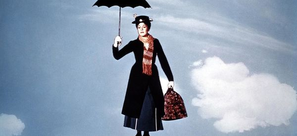 Julie Andrews Reveals She Almost Died On The Set Of 'Mary Poppins'