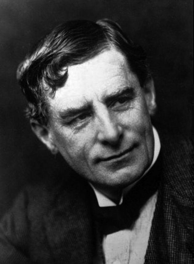 British impressionist painter Walter Sickert,