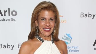 NEW YORK, NY - DECEMBER 06:  TV personality Hoda Kotb attends the BELLA New York Holiday Issue Cover Party & Holiday shopping event on December 6, 2016 in New York City.  (Photo by Bennett Raglin/WireImage)