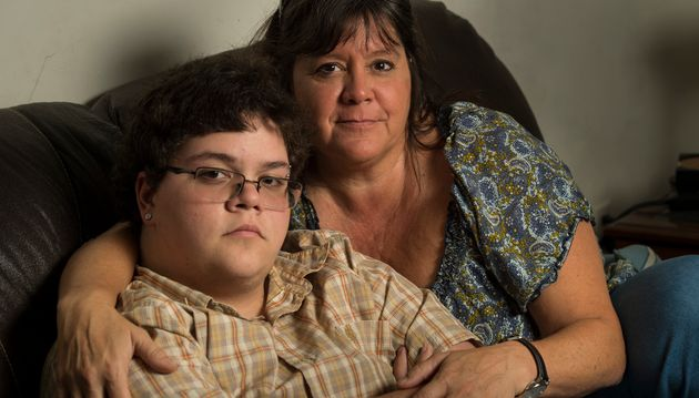Transgender teen Gavin Grimm sued theGloucester County School Board after it barred him from the...