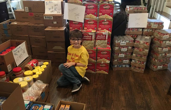 Kaden Newton proves that kids can make a difference.