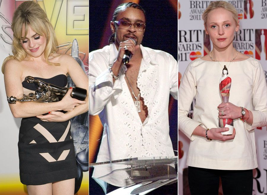 14 Most Surprising Brit Award Victories