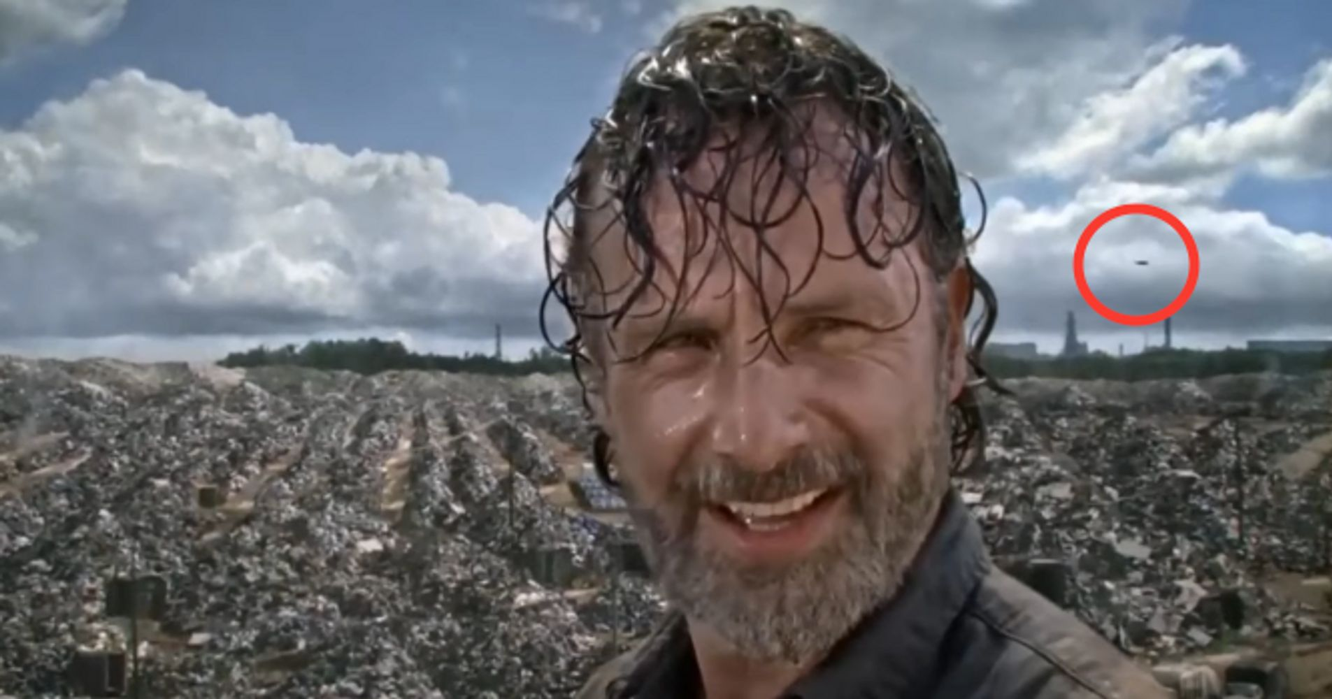 The Walking Dead Fans Think They Spotted An Unforgivable