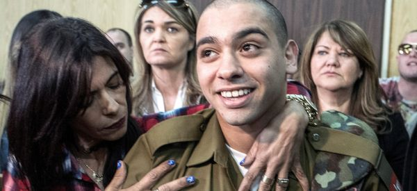 Israeli Soldier Gets Mere 18 Months In Prison For Killing Incapacitated Palestinian After Attack
