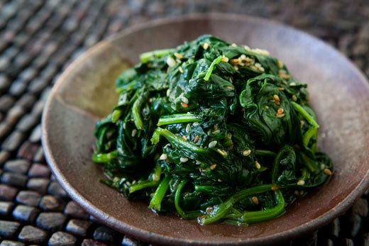 This sautéed spinach is cooked with garlic, giving you the extra immunity boost we all need.