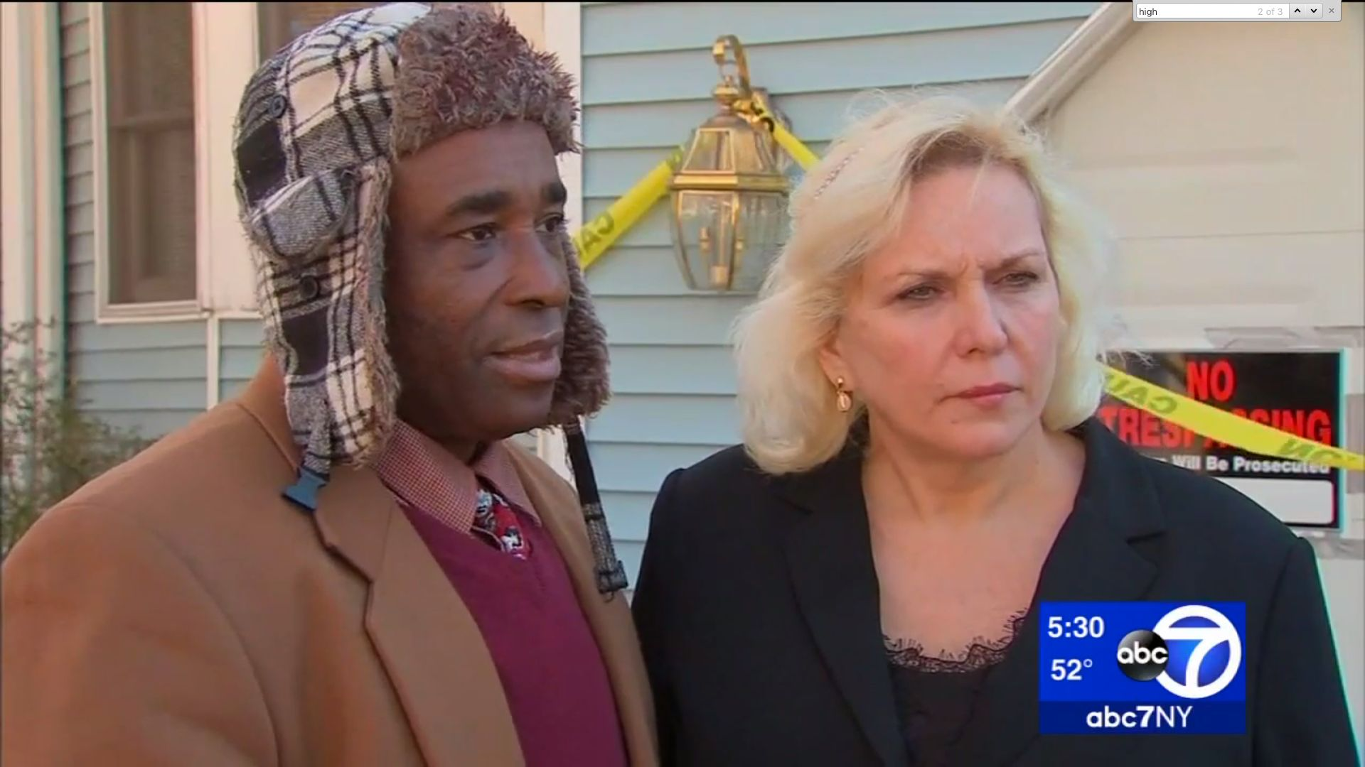 Heather Lindsay and her husband, Lexene Charles, say they have been victims of racist harassmentin their neighborhood b