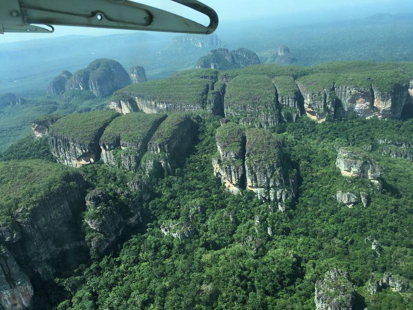 Chribiquete National Park