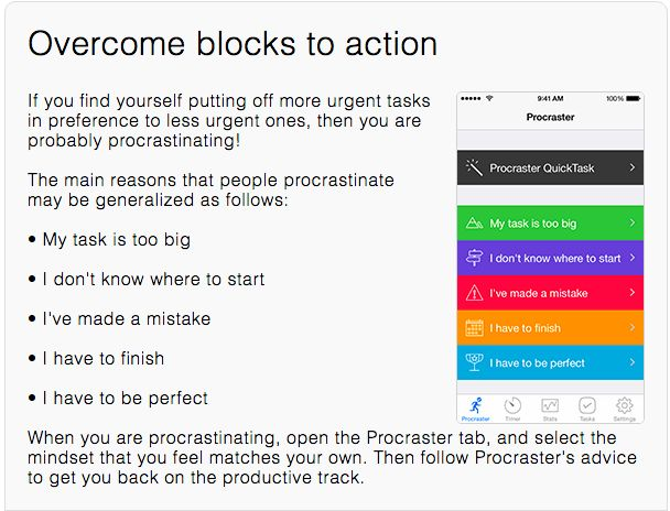 The Best Apps And Products To Break Your Procrastination