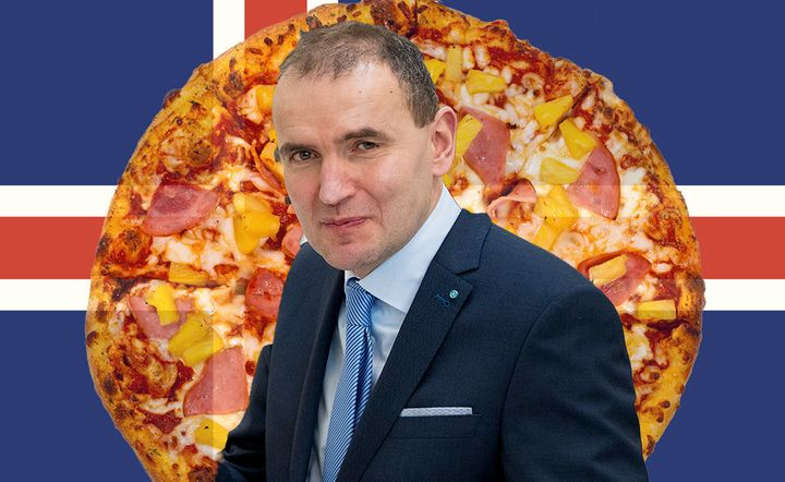Iceland president Guðni Th. Jóhannesson says he hates pineapple as a pizza topping and wishes he could ban it