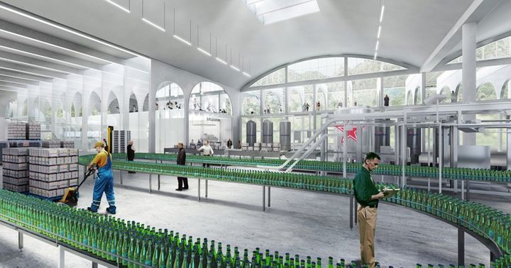 <p>For the first time in San Pellegrino's 118-year history, sourcing, preparation, and bottling will occur under the same roof.</p>