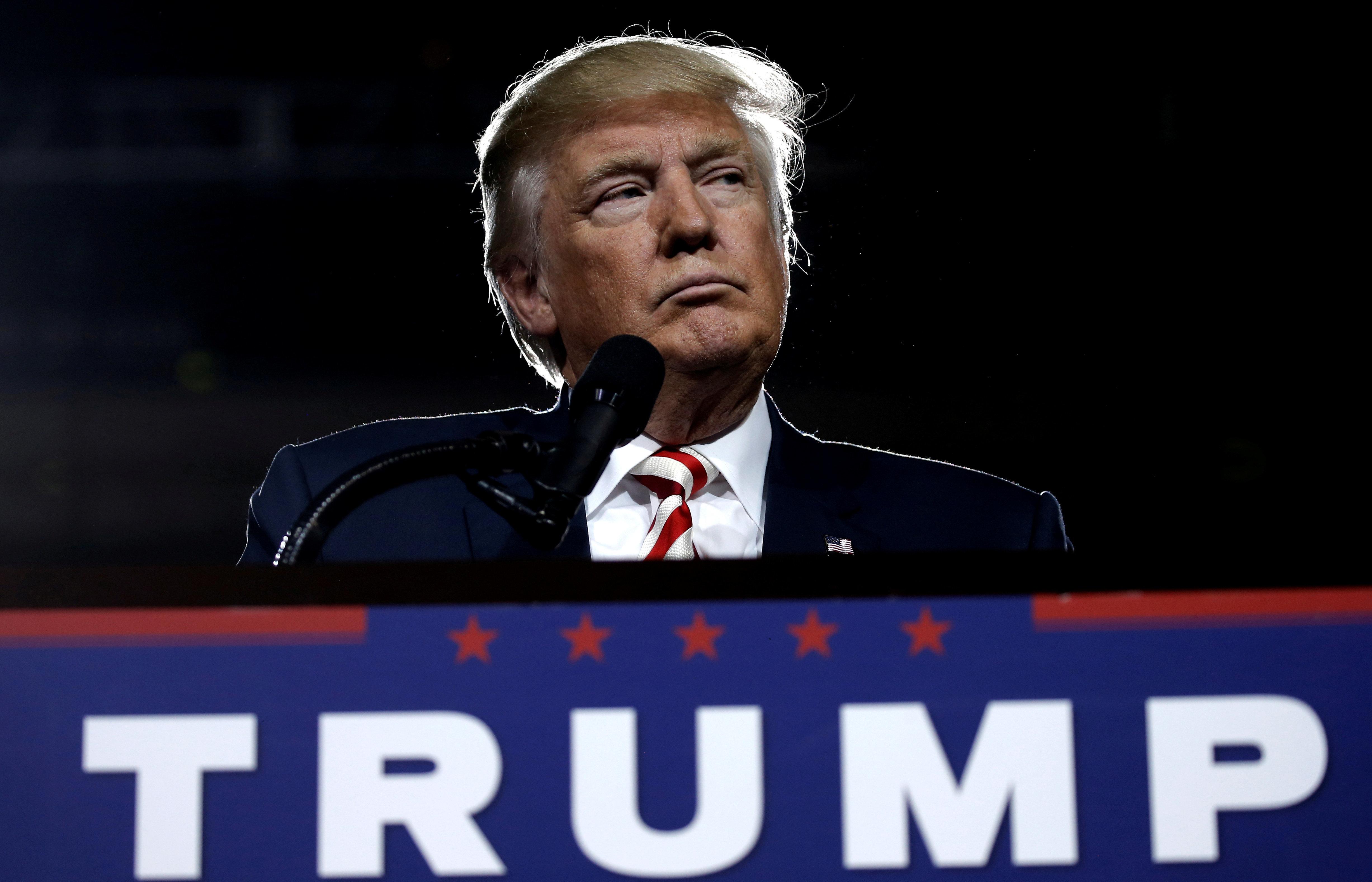 Trump's 'Us vs. Them' Politics Raises Warning Of Global