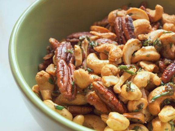 Sweet, salty, spicy, and rosemary-infused, these nuts from Union ...