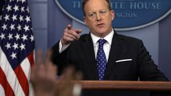 Sean Spicer Dodges Question About Anti-Muslim Hate