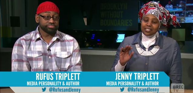 Rufus & Jenny Triplett, Marriage Lifestyle Experts on Bric TV