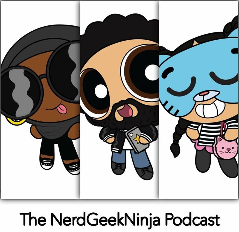 The Nerd Geek Ninja Podcast