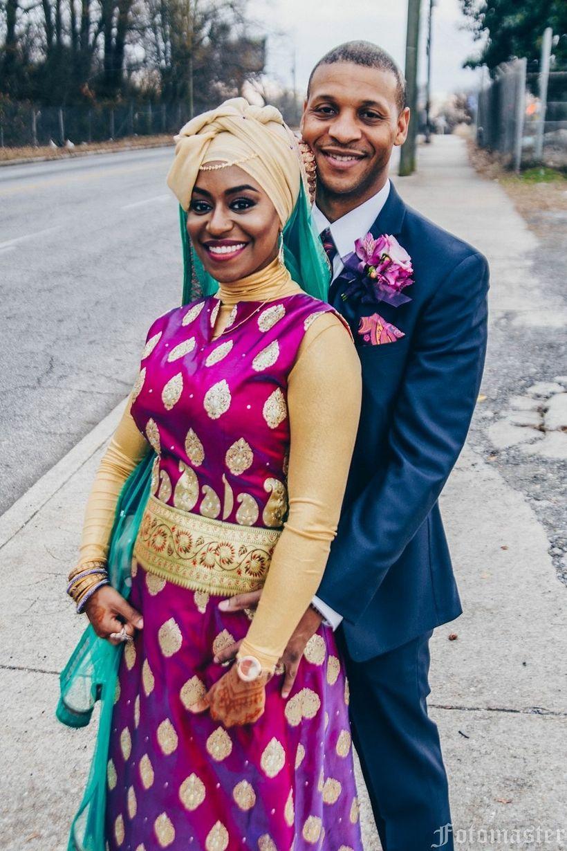 Anthony Shabazz & Safiyah Adham