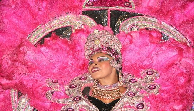 Costumes during <em>Carnaval do Brasil</em> can be very revealing, and quite the culture shock for some.