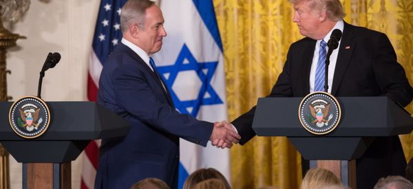 Trump Is Right On Palestine: A Two-State Solution Is No Longer Viable