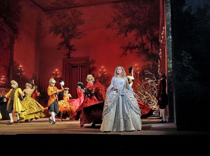 Ken Howard/ Metropolitan Opera