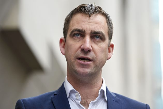 Brendan Cox spoke of his wife's 'dynamism and joy at