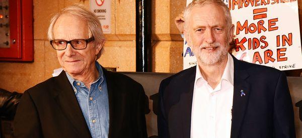 Ken Loach Denies Jeremy Corbyn Is Unpopular Despite Evidence To The Contrary