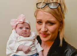 New Mum Worried About Breastfeeding As Baby Is Born With Two Front Teeth