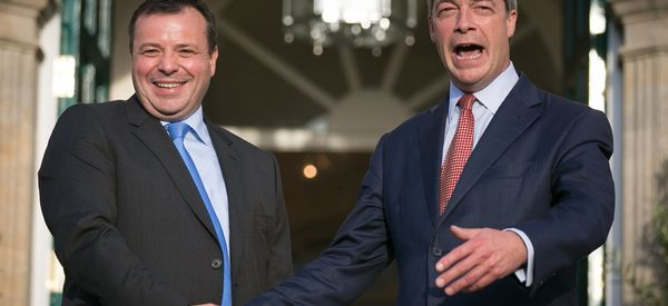 Arron Banks Stands By Complaint He Is 'Sick To Death' Of Hillsborough