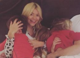 Holly Willoughby On Why Being A Mum Always Beats Being On TV
