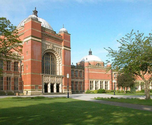 Aston Webb Building University Of Birmingham Address